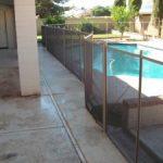 Mesh Pool Fence