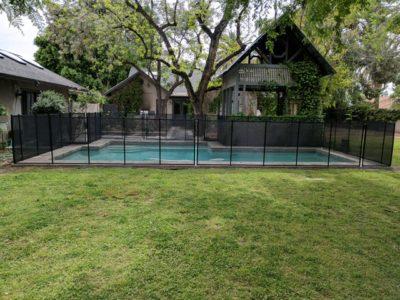 Mesh Pool Fences Safe Durable Heat Resistant Arizona Pool Fence