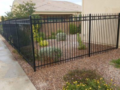 Wrought Iron Fences Pool Safety Barriers Arizona Fence