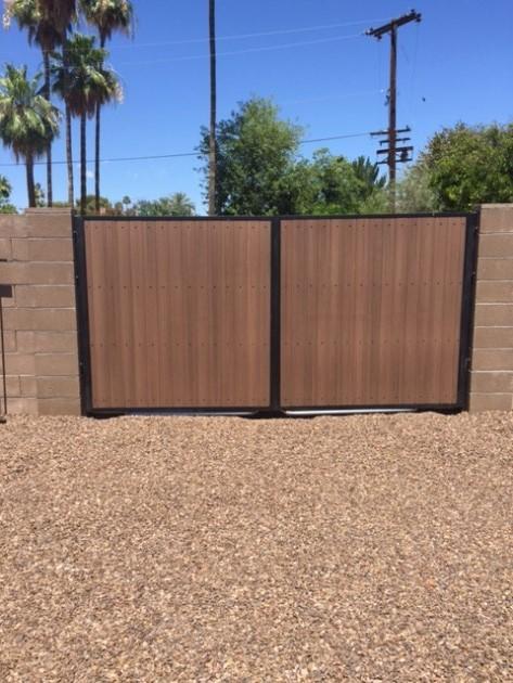 Side Yard Gates Safe Amp Secure Arizona Pool Fence