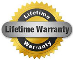 We are proud to offer a limited lifetime warranty on our fences.