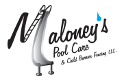 Maloney's Pool Care and Child Barrier Fencing