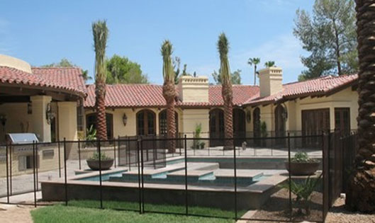 Pool Safety Fences in Phoenix